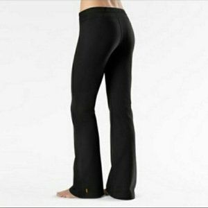 LUCY Power Core Collection Black Yoga Pants Small